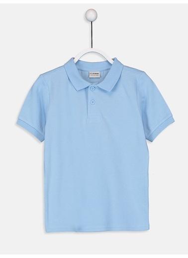 LC Waikiki Tişört Mavi